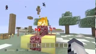 Minecraft Herobrine Prank Part 2