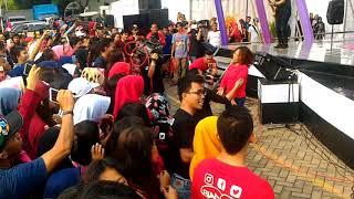 bian gindas abcd inbox live_sctv at pulogadung trade center