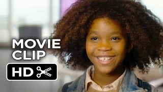 Annie Movie CLIP - Sandy´s Gotta Go (2014) - Jamie Foxx, Quvenzhané Wallis Movie HD