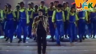 Bala Tripuramani song Dance By Super Star Krishna