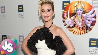"""Katy Perry BLASTED for Posting """"Offensive"""" Picture of Hindu Goddess"""