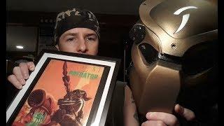Preadator Paintball Mask Review - Bio Helmet - Predator 2