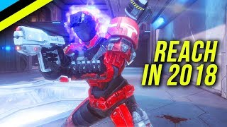 HALO REACH in 2018 - Revisiting Reach On Xbox One Backwards Compatibility