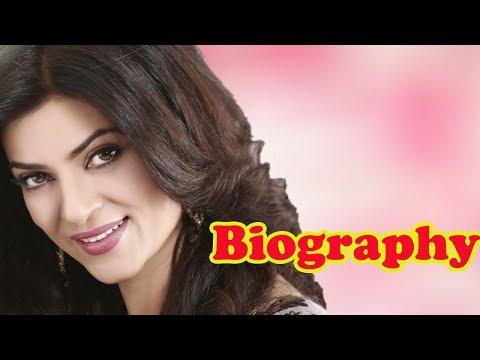 Sushmita Sen - Biography