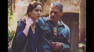 Prison Break 5 - Behind The Scenes (Michael's and Sara's sweet Moments)