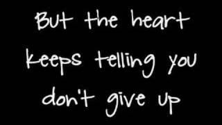 Just Stand Up (lyrics in description)