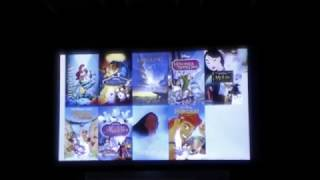 Disney Animation Film Eras