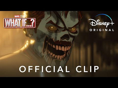 Zombies Official Clip Marvel Studios What If Disney