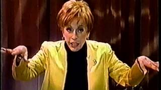 Putting It Together, Carol Burnett, Rosie O'Donnell Show 1999