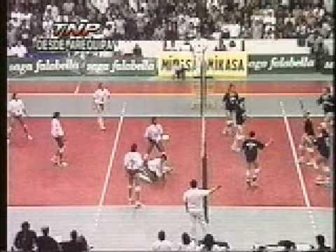PERU VS ARGENTINA PREMUNDIAL 1997