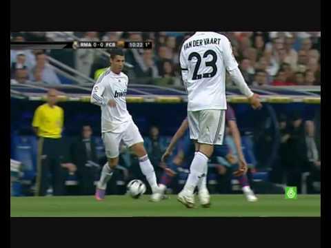 Cristiano Ronaldo paquete sin calzoncillos (no underwear)