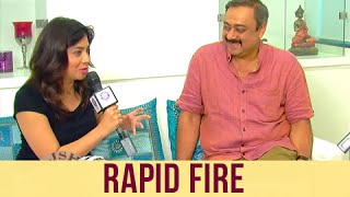 Rapid Fire with Sachin Khedekar & Sonalee Kulkarni - Shutter Marathi Movie