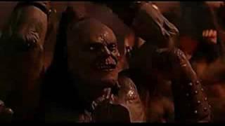 Mortal Kombat - Goro vs. Johnny