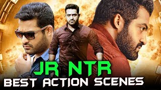 Jr NTR All Time Best Action Scenes | Temper, Janta Garage, Mar Mitenge 2, The Super Khiladi 2