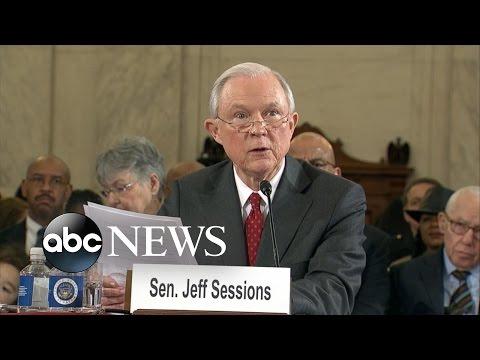 Jeff Sessions I Abhor the Klan