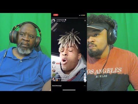 Xxx Mp4 Dad Reacts To XXXTentacion Dead At 20 R I P XXXTentacion 3gp Sex
