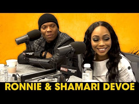 Xxx Mp4 Ronnie Shamari DeVoe On Maintaining Their Marriage Open Relationships RHOA More 3gp Sex