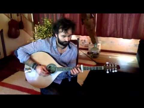 Irish Bouzouki (Luthier:Carlos do Viso)
