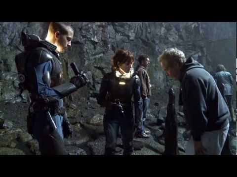 Prometheus: Behind the Scenes [HD]