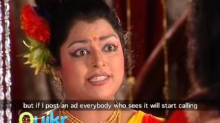 Quikr Nxt & Suvarna TV - Aragini (In show integration)