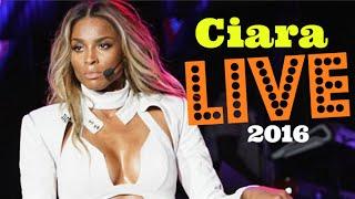 CIARA LIVE at ESSENCE FEST 2016
