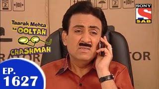 Taarak Mehta Ka Ooltah Chashmah - तारक मेहता - Episode 1627 - 12th March 2015