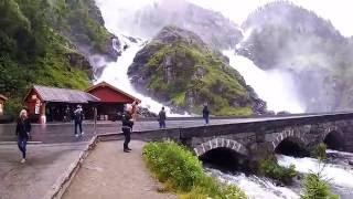 Norway motorcycle tour July 2016