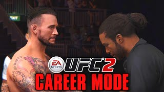 UFC 2 Career Mode - CM Punk - Ep. 8 -