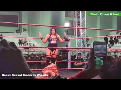 Xxx Mp4 Watch Now Rakhi Sawant Beaten By Wrestler Hospitalised 3gp Sex
