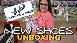 NEW BOWLING SHOES AND UNBOXING | HOLLMARK SHOES | ALEX FORD