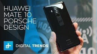 Huawei Mate 10 Porsche Design - Hands On