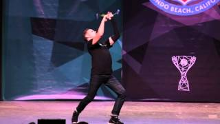 Grant Johnson - 2A Final - 1st Place - 2015 US National Yo-Yo Contest