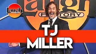 TJ Miller   Practice Taking Pictures   Stand-Up Comedy
