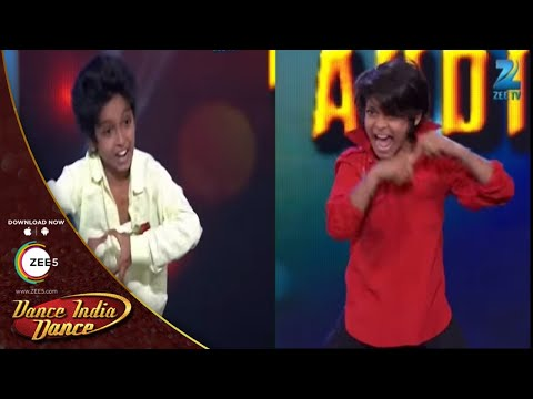 DID L'il Masters Season 3 Final Auditions - Episode 6 - March 16 2014 - Yogesh and Siddhanth