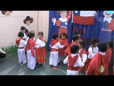 Trote Tarapaqueño Fiestas Patrias 2011 Escuela Kitari