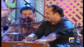 Rahat Fateh Ali Khan - Saanso'n Ki Mala Pe Simroo'n Main - A Live Concert