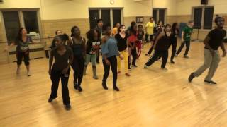 Azonto Mix - Choreo by Albert Kwasi Boohene (BAC BOOT CAMP)