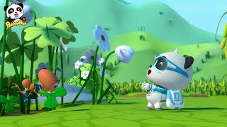 Baby Panda Looks for Losing Ant | Ant Catoon & Game Collection | BabyBus