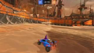 Aerial Goal - Rocket League