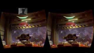 HALO 5 Xbox One Windows 10 Oculus Rift VR : Legendary Mission 3 & 4 pt1