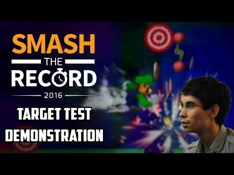 watch STR2016 SSBM - Nintendude Target Test Demonstration - Smash Melee