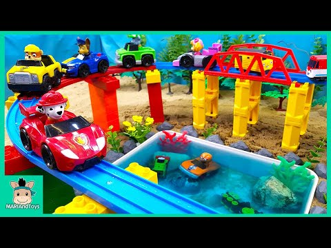 Xxx Mp4 Toys Assembly Videos For Kids Build Swimming Pool For Pinkfong Shark Family MariAndToys 3gp Sex