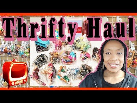 THRIFT SHOP HAUL - MH Ghouls Rule Draculaura, EAH Briar Beauty, Equestria Girls, Star Wars