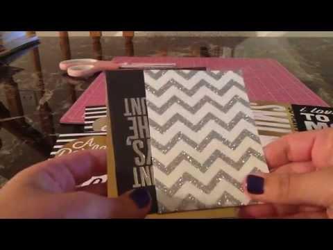 Xxx Mp4 Me My Big Ideas Pocket Page Card Flip Thru Foil Glitter 3gp Sex
