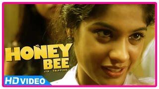 Honey Bee Malayalam Movie | Scenes | Asif Ali and Friends Use Archana Kavi as Informer | Bhavana
