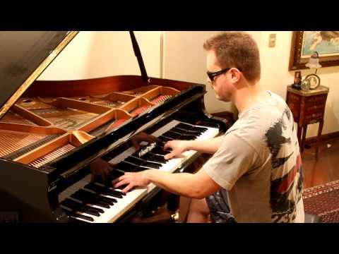 Música Clássica de piano Chopin Trilha sonora do Pica Pau Polonaise Heróica