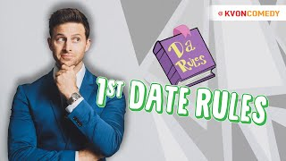 "Kvon Standup - ""1st Date Rules"" (FOX)"