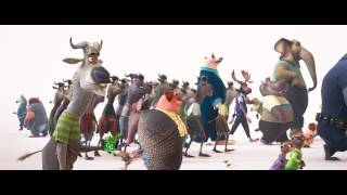 Zootropolis UK Teaser Trailer -- OFFICIAL Disney | HD