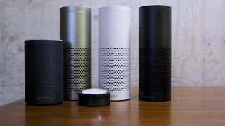 New Amazon Echo Plus first look