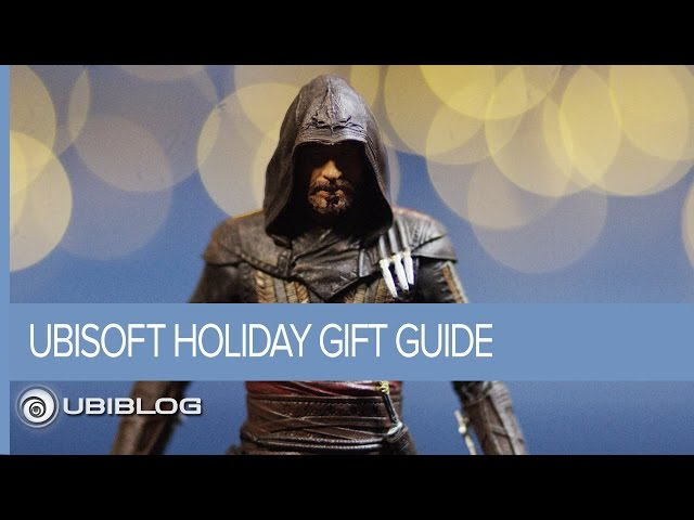 Ubisoft Holiday Gift Guide